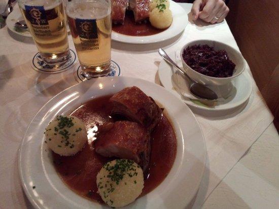 Hachinger Hof: Nice starter
