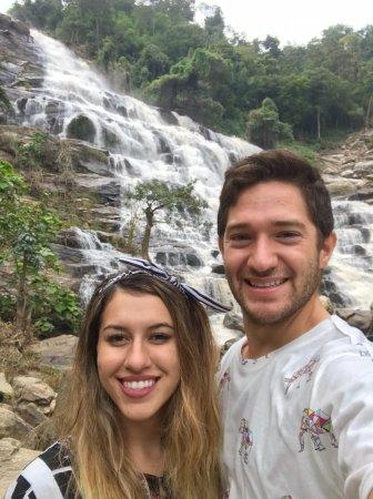 Mae Chaem, Ταϊλάνδη: Mae ya waterfall