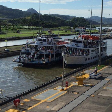 Miraflores Restaurant At The Panama Canal: photo1.jpg