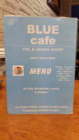 Blue Cafe Canvey Island