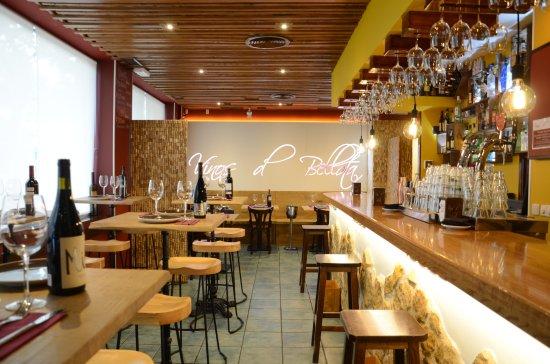 Vinos de Bellota: Local
