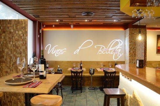 Vinos de Bellota: Salon
