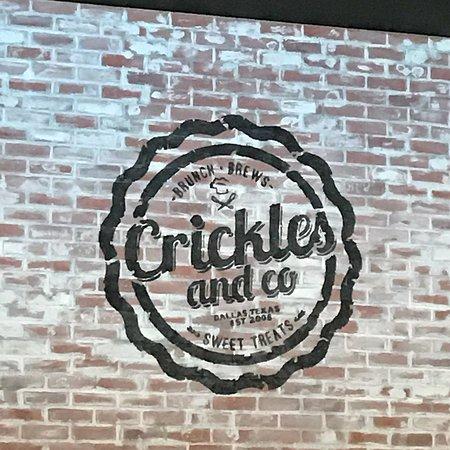 Denton, TX: Crickle's and Co.