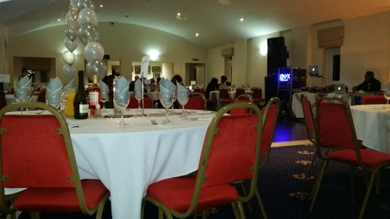 The Magnet Centre Banqueting Suite in Birmingham