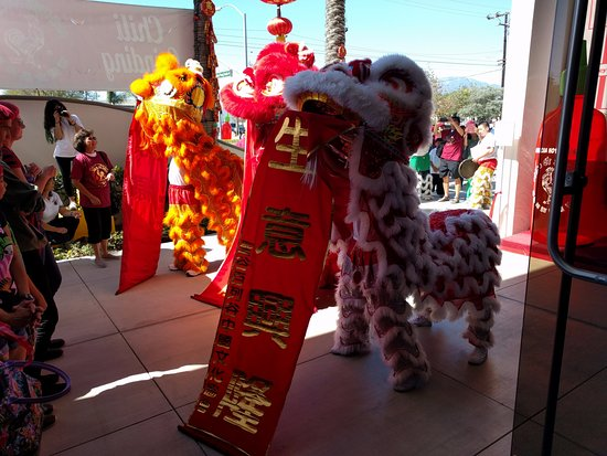 Huy Fong Foods: Lion Dance