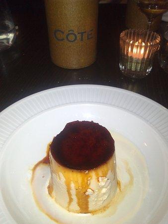 Cote Brasserie - Cambridge : Pudding