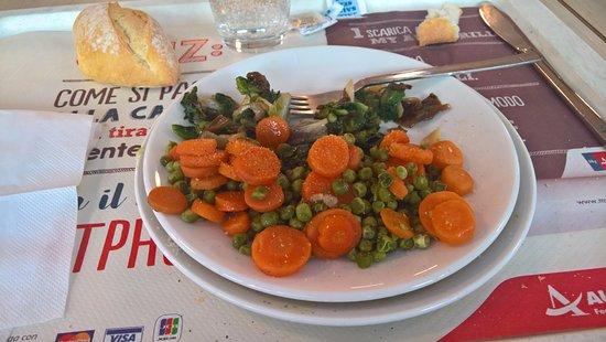 Belforte Monferrato, Italy: verdure