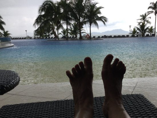 The Westin Playa Bonita Panama: Accidenti piove.