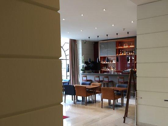 K+K Palais Hotel: Lobby area