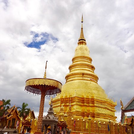 Lamphun, Thailand: Wat Phrathat Hariphunchai
