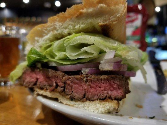 Sparks, NV: Steak Sanwich