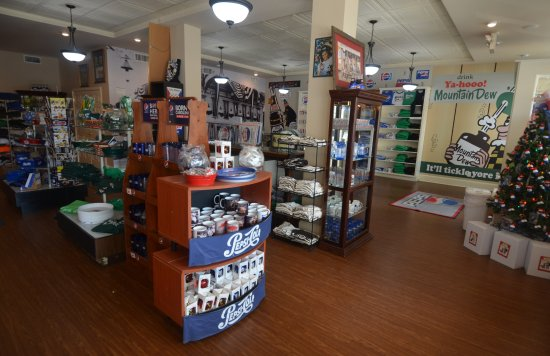 New Bern, Carolina del Norte: interno del negozio