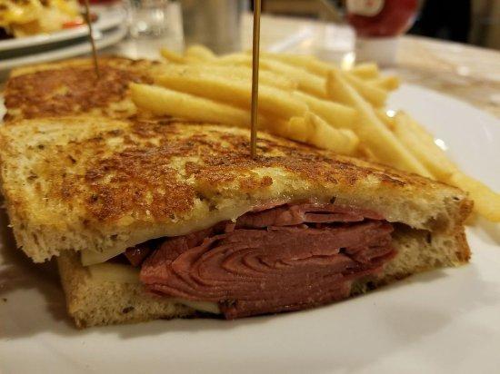 Sparks, NV: Pastrami Sandwich