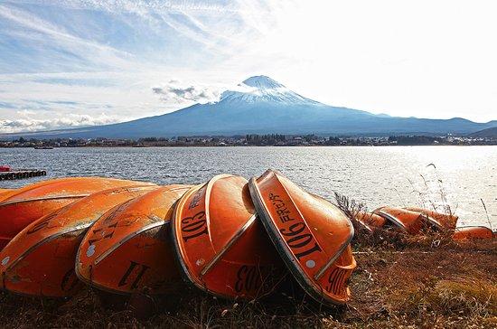 Yamanashi Prefecture, Japón: Fuji Five Lakes