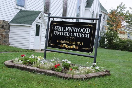 Baddeck, Canadá: Greenwood United Church