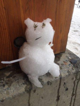 Sun Peaks, Kanada: Snow cat