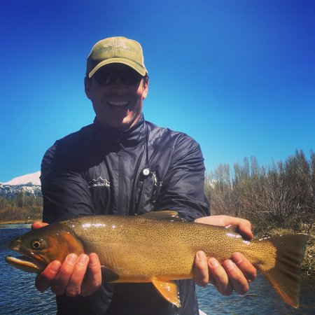 Jackson Hole Anglers: Snake River Cutthroat Trout