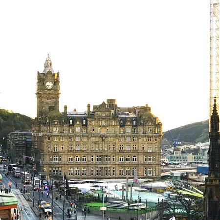 Mercure Mount Royal Hotel Edinburgh
