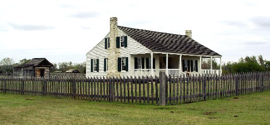 The Washington area (Texas) was the site of the final home of the last president of the Rep/Tex