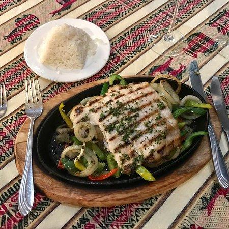Puntarenas: Grilled fish perfection!