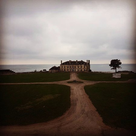 Old Fort Niagara: The French Castle (1726)