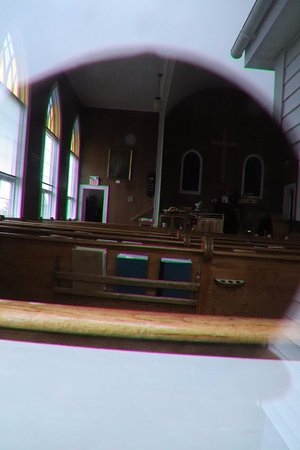 Whycocomagh, แคนาดา: Inside the church