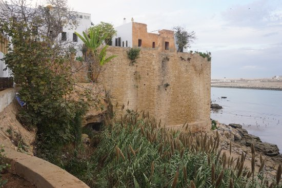 Kasbah des Oudaias : View