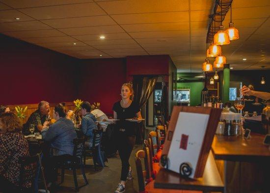 Havelock North, Nueva Zelanda: Deliciosa