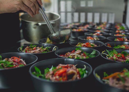 Havelock North, Nueva Zelanda: Duck Pho from our FAWC event 2017