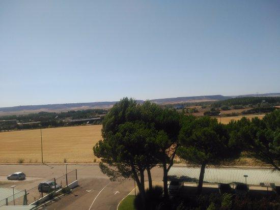 Magaz de Pisuerga, España: Vista