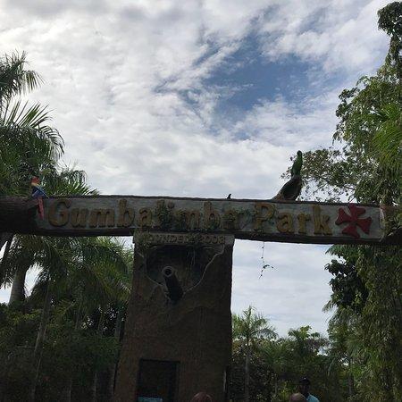 Our visit to Gumbalimba Park, Honduras