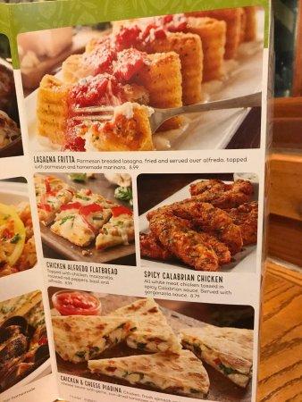 Olive Garden Savannah Restaurantanmeldelser Tripadvisor