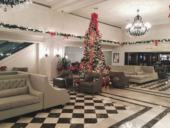 Crowne Plaza Hotel Astor-New Orleans: Hotel lobby
