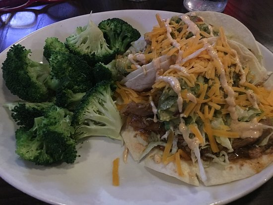 Summer House: Tacos at the Summerhouse Restaurant.