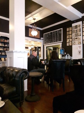 The Tin Cup - Coffee and Espresso Bar