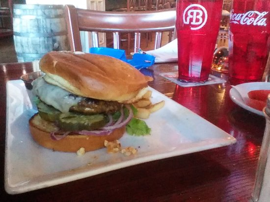 Hagerstown, MD: Rustic Burger-Amazon