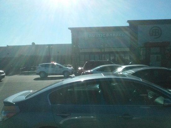 Hagerstown, MD: Rustic Barrel-Outside