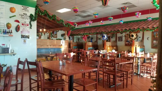 Inside Of Resturant Picture Of Lupita S Mexican Restaurant