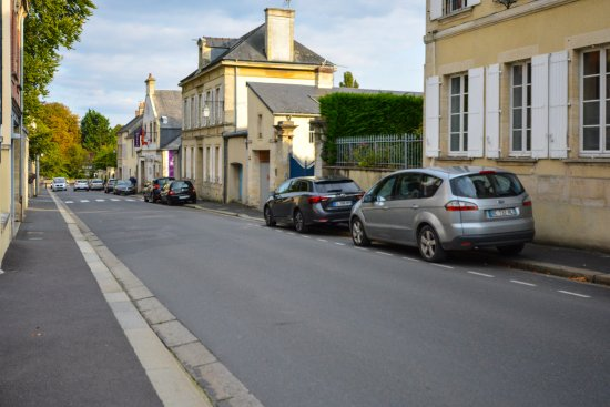 Hotel Le Bayeux Photo
