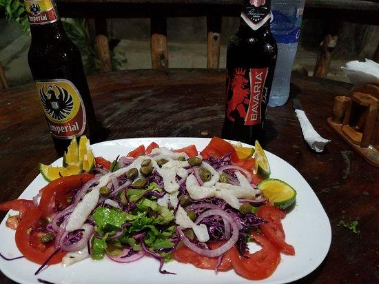 Restaurante Delicias Bahia Drake : 20171204_180139_large.jpg