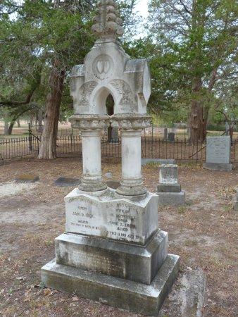 ไบรอัน, เท็กซัส: Boonville Cemetery