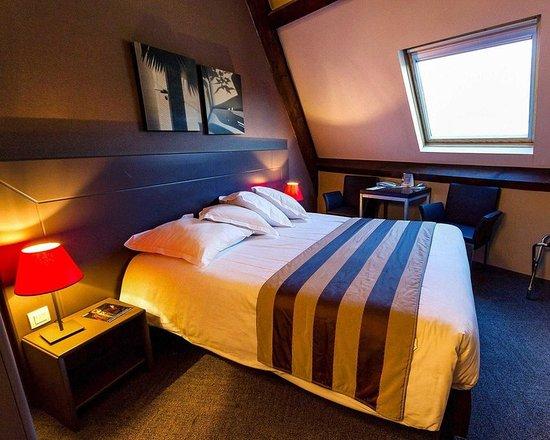 Voglans, Francia: Guest room