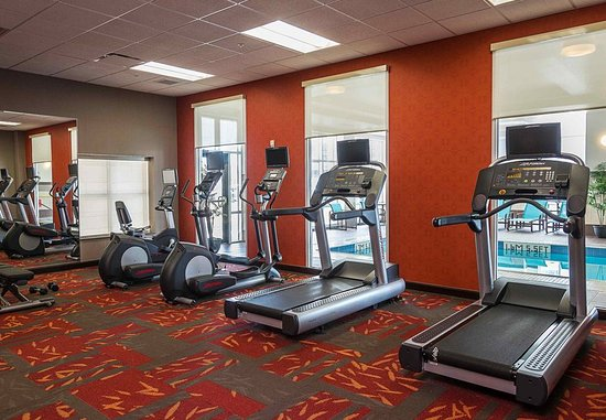 Residence Inn Ottawa Airport: Health club