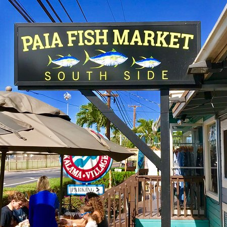 Paia fish market kihei restaurantbeoordelingen for Fish market maui