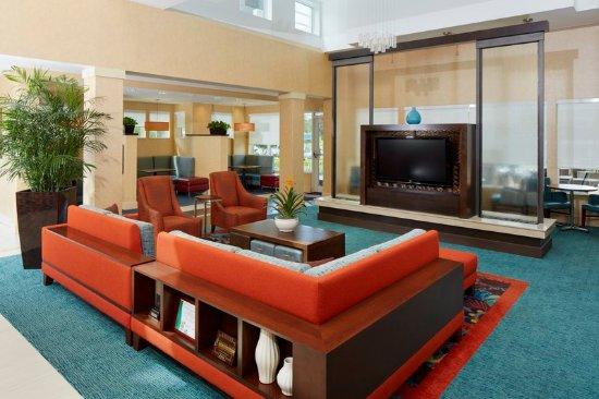 Lake Mary, FL: Lobby