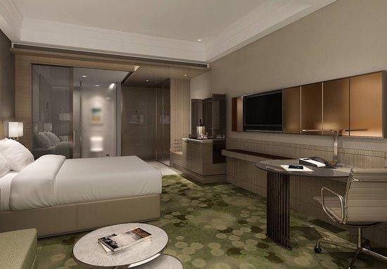 Xinchang County, Китай: Guest room