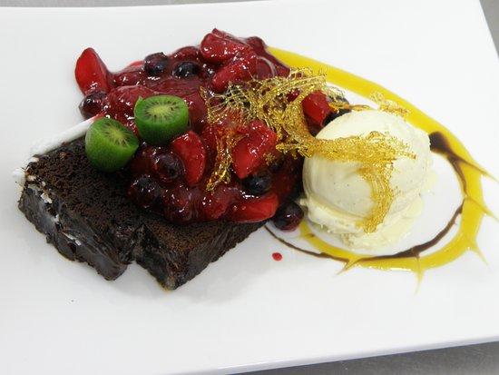 Turangi, Nouvelle-Zélande : Dessert option