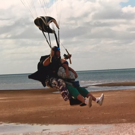 Urangan, Australia: This was the best experience so far more to come. Pete was great made me so very relax. Everyone