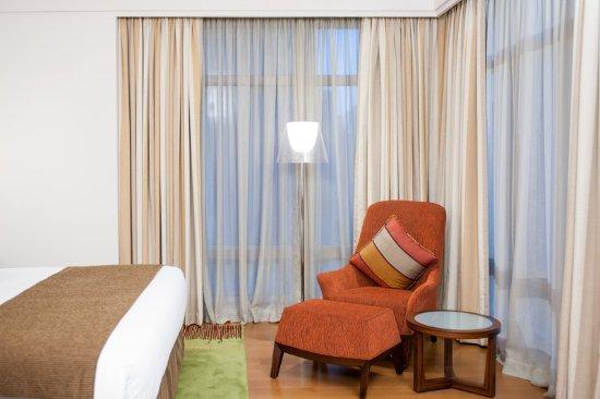 InterContinental Al Khobar: Guest room
