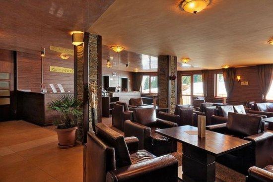 Пампорово, Болгария: Bar/Lounge